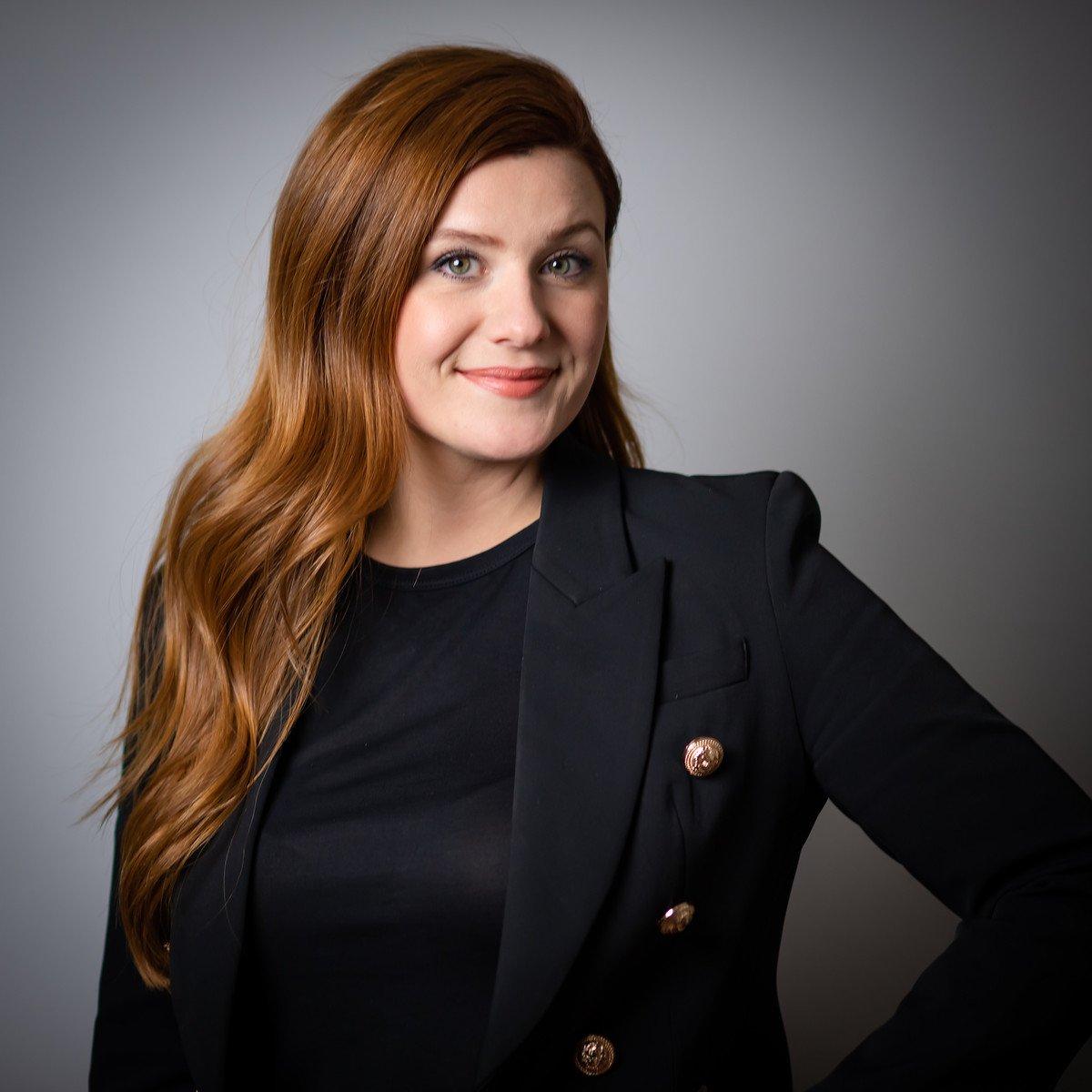 Lauren Baxter Portrait